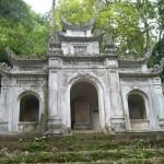 In der Nähe der Perfume Pagode (Hanoi)