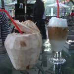 Kaffee ist in Vietnam wesentlich süßer als in Europa