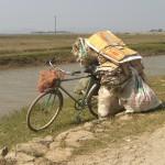 Transportmittel werden sehr effizient in Vietnam genutzt