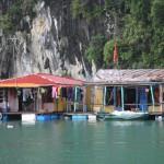 Das Leben der Floating Villages ist sehr einfach