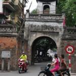 In Hanoi verbindet sich alt mit neu...