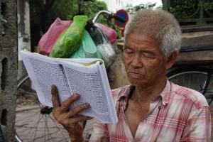 Auch in Vietnam kann man das Leben genießen