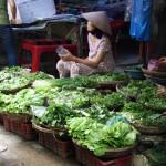 Auch in Hue gibt es eine Vielzähl von Märkten