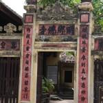 Auch in Hue gibt es noch viel alte Architektur