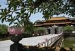 Die Zitadelle mit der verbotenen Stadt in Hue