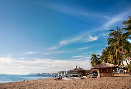 Strand von Nha Trang (Beach)