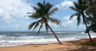 Einsamer Strandabschnitt auf Phu Quoc
