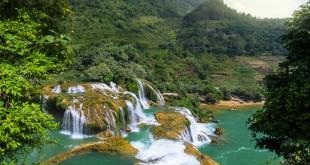Traumhafte Natur kann man beim Trekking in Vietnam erleben