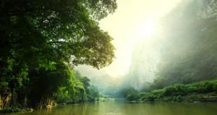 Natur pur kann man in Vietnam erleben