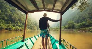 Die Nationalparks von Vietnam lassen sich zu Fuß oder mit dem Schiff erkunden