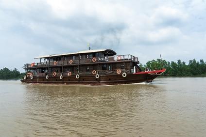 Bootstouren auf dem Mekong sind im Süden von Vietnam ganz oben auf der Beleibtheitsliste.