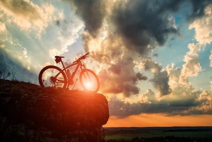 In der Natur von Vietnam kann man tolle Mountainbike-Touren machen